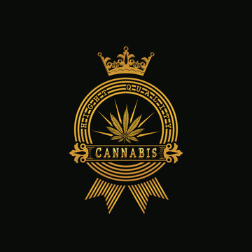 Royal golden cannabis