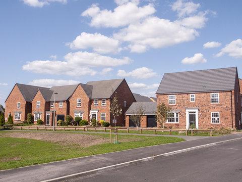 New build house UK