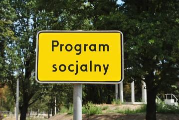 Program socjalny