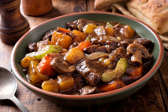 Hearty Homemade Beef Stew