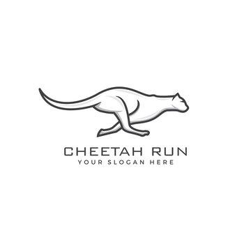 cheetah logo photos royalty free images graphics vectors videos adobe stock cheetah logo photos royalty free