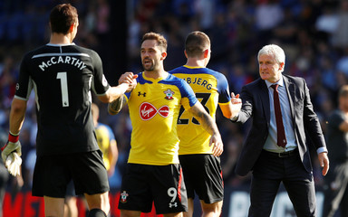 Premier League - Crystal Palace v Southampton
