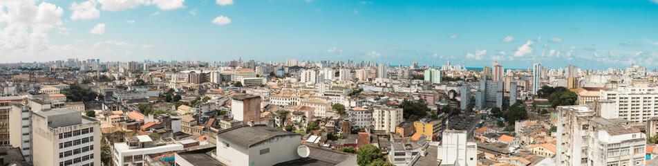 Panorama - Centro histórico - Salvador - BA