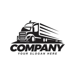 Truck Logo Vector