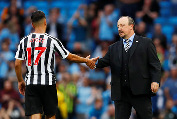 Premier League - Manchester City v Newcastle United