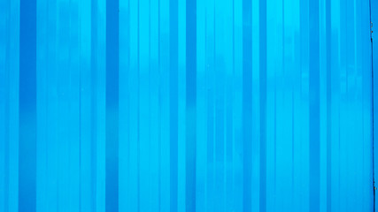 Blue metal sheet background