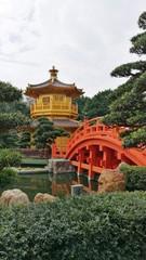 Chi Lin Nunnery, Nan Lian Garden, Hong Kong