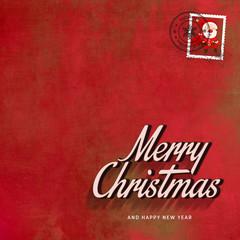 weihnachtliche Karte Hintergrund