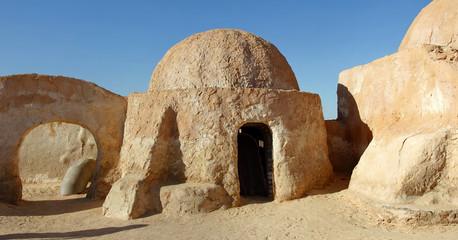 Village in Sahara