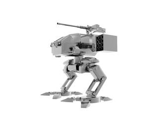 Schwerer Wachroboter