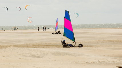 Strand Segeln Segler