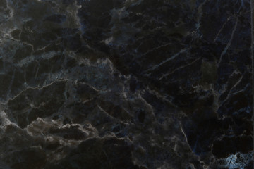 Papiers peints Marbre Black marble natural pattern for background, abstract black and white