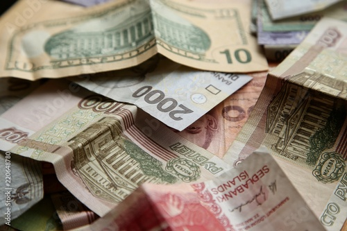 Diffe Banknotes From Around The World This Image Can Be