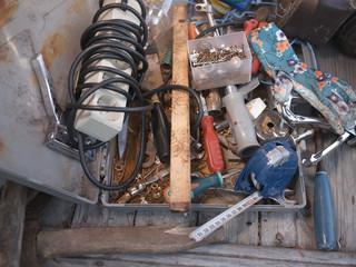household tools box