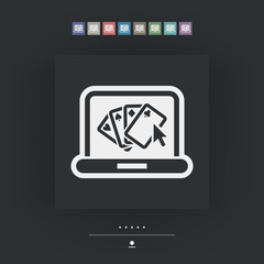 Poker website icon