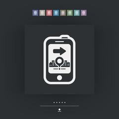 Smartphone navigation system