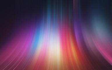 Abstract light effect texture rainbow wallpaper 3D rendering