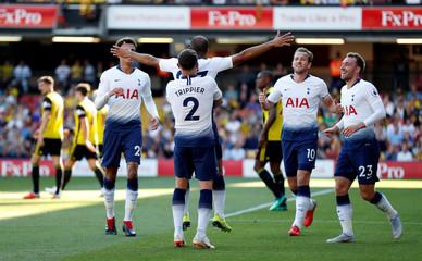 Premier League - Watford v Tottenham Hotspur
