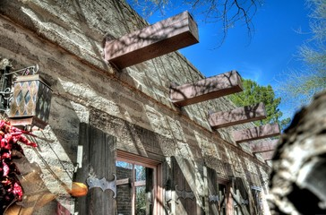 Storefront in Tubac Arizona
