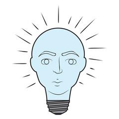 Light Bulb Mind
