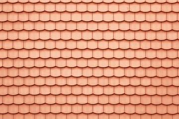 Obraz Roof tiles texture - fototapety do salonu