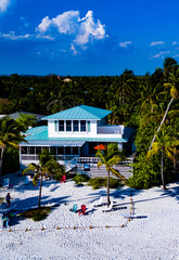 Ft Myers Beach Estero Florida – high resolution drone photos of Fort Myers Beach and Estero Florida home of gorgeous sunsets on the Gulf of Mexico