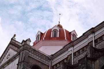 dome of Parroquia de San Francisco de Asís