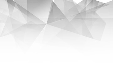 Gray background for people who want to use graphics advertising.