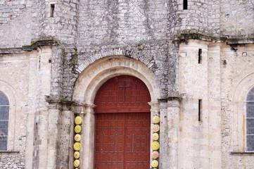 main entrance of Parroquia de San Francisco de Asís