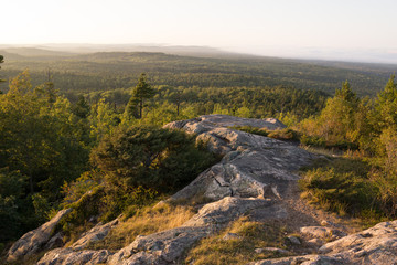 Summit of Hogback Mountain, Marquette, MI.