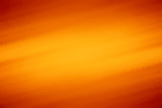Orange fire abstract glass texture background or pattern, design template