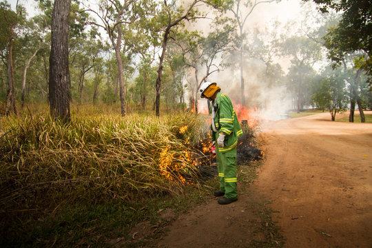 Bushfire Australia Nationalpark