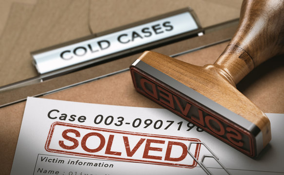 Cold Case Solved, File Closed