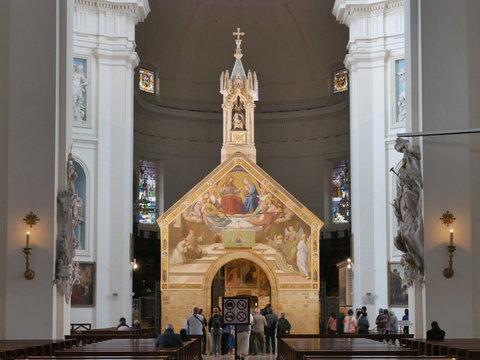Santa Maria degli Angeli - Porziuncola
