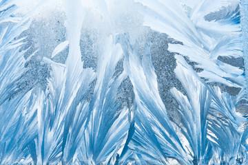 Eiskalte Eisblumen