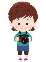 カメラマン 女性