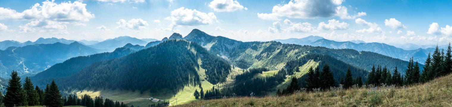 view from setzberg mountain