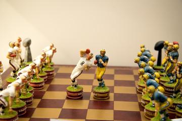 Football Chess Game