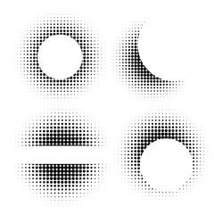 Сircle texture set