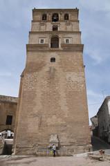 Alhama de Granada, Andalusien, Spanien