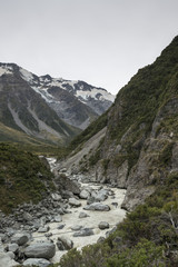 Mount Cook NZ / Hooker Valley