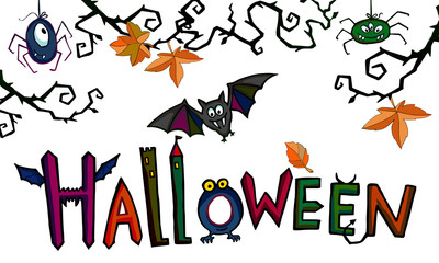 Halloween fantastic title