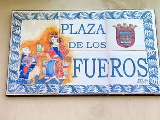 Tudela. City of Navarra, Spain