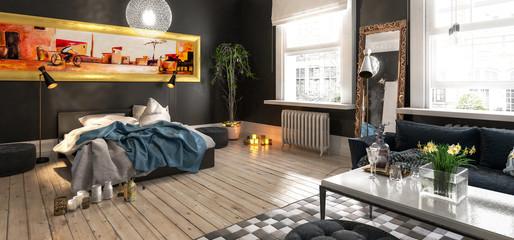 Luxus Apartment (panoramisch)