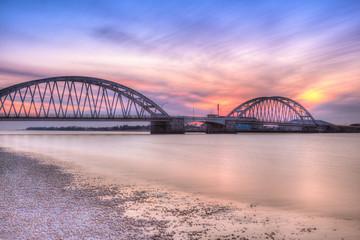Aggersund Bridge - Denmark