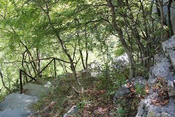 Pozar Thermal Baths near Edessa Greece Europe
