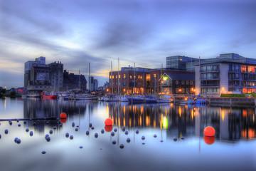Odense Harbour, Denmark