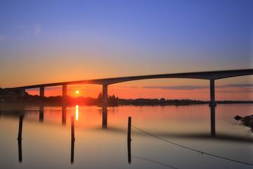 Alssund Bridge, Denmark