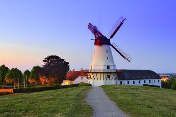 Dybbøl Mill, Denmark