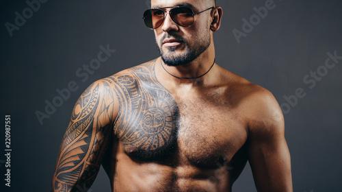 Men glasses Sexy wearing